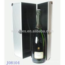fabricante de alumínio vendas quentes vinho caso alta qualidade