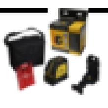 Kits de nível de laser de linha cruzada autonivelantes