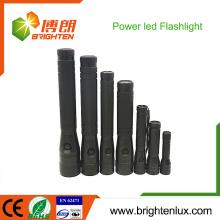Beste Verkauf Aluminium Matal Material High Power Notfall Verwendung XML T6 10W OEM XPG stärksten LED Taschenlampe Fackel