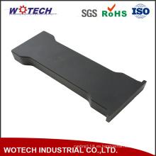 Pieza de torneado que trabaja a máquina del CNC de la oxidación anódica