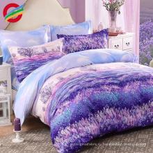 роскошь одеяло Пододеяльник хлопка постельных принадлежностей для домашнего текстиля