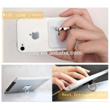 Unique phone ring holder single finger hand security holding mobile