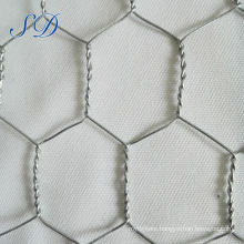 Galvanized Different Types Of Hexagonal Wire Mesh/Gabion Box