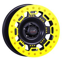 17X9 Fake Bead-Lock Alloy Wheel Rims