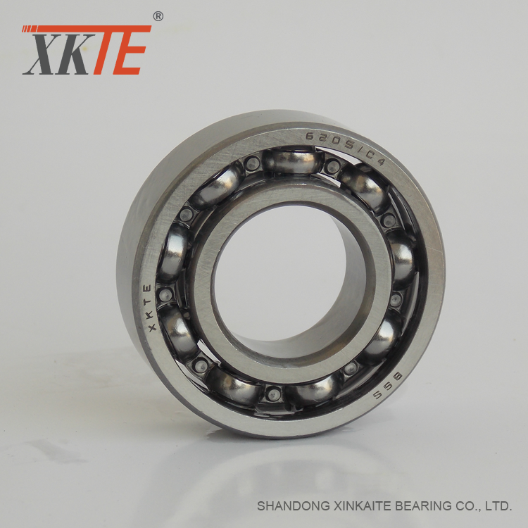 6205 C4 Open Type Deep Groove Ball Bearing