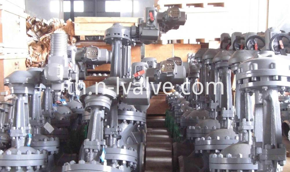 Bolt Bonnet Power Station Gate Valve