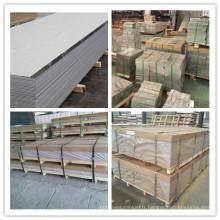 Tôle d'aluminium 6061 DC Cc T4 T6 T651