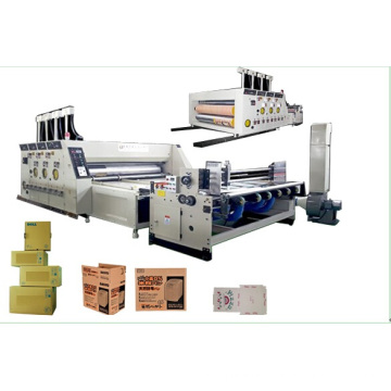 Machine spéciale de fabrication de boîtes en forme
