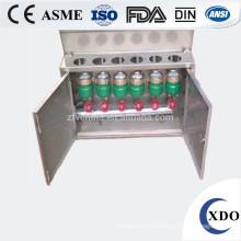 IT003 boîte de vente chaude métallique extérieure pour compteur d'eau