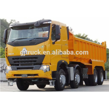 8X4 Sinotruck A7 dump truck / tipper truck /dumper / dumping truck for 40-50T loading weight