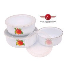 2014 New Style Hot Selling Enamel Soup Bowls