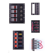 CE Approved 12 Volt Rocker Switch Panel on-off Switch