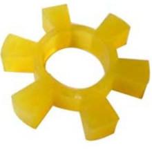 Columna hexagonal de poliuretano para acoplador