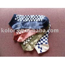 Chaussettes en coton pour homme