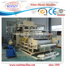 LDPE Cast Film Extrusion Line
