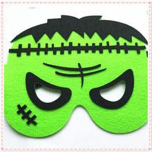 Nouveaux produits Halloween masques de clown effrayants