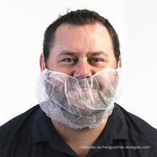 Protectores de barba premium desechables Delantal Guard Caps