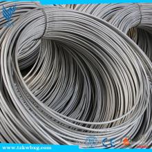 Sae 1008 8 milímetros fio de aço inoxidável haste preço do material de construção preço
