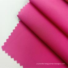 Quick-dry Polyester Dyed Yarn Chiffon Spandex Dress Fabrics