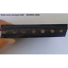 Correia transportadora de cordão de aço ST1250 ISO 15236-1
