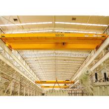 Double-girder overhead crane, lightweight