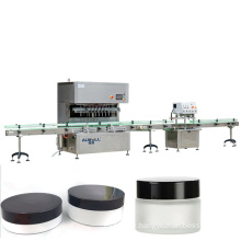 Automatic Linear Type Viscous Liquid/Cream/Lotion/Cosmetic Filling Machine