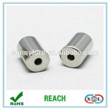 neodymium magnet radial magnetization ring magnet