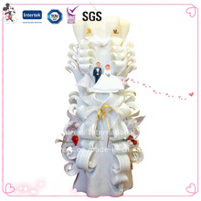 Ручной Резной Свадебный Торт Сувениры Декоративные Свечи