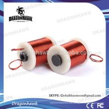Máquina de tatuaje de fábrica Copper Wire bobinas Shader / Liner