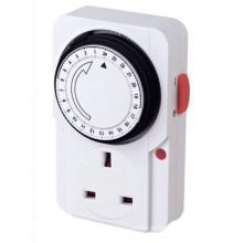 Timer de comutação digital Timer de tomada elétrica semanal