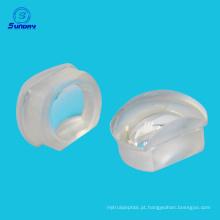 Lentes acrílicas de vidro ópticas AR808nm dos doulets de BK7 ZF2