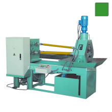 Heat exchanger aluminum and copper extruded fin tube rolling machine