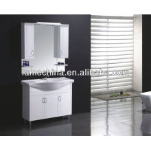 New MDF bathroom furniture Glass basin glass wash basin