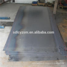 low price ss400 mild steel plate