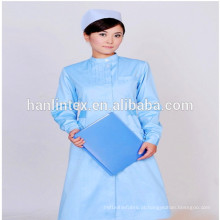 Uniforme hospitalar 100 algodão ou uniformes TC equipe médica
