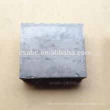 placa de carbono de grafito para la industria