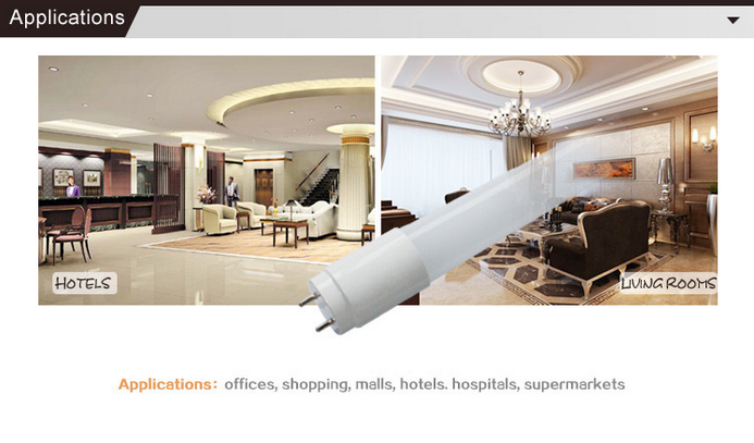 Hot sale 18W 1200mm G13 lamp holder t8 led tube light