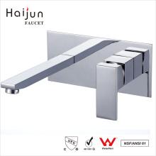 Haijun Aseguramiento de la Calidad Moderna Salud Mango Simple Montaje del Grifo del Lavabo