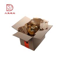 Newest cheap price bio-degradable 3 ply square carton boxes for sale