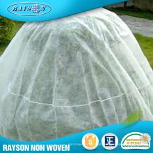 tecido tnt direto da agricultura tnt tecidos não-tecidos pequeno rolo para cobertura vegetal
