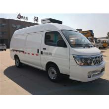 JBC Gasoline refrigerated truck Vaccine transport vehicle