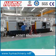 CK7516A inclinação cama CNC máquina de torneamento de torno horizontal metal