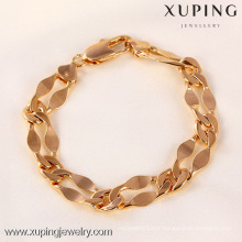 71049 Xuping Fashion Woman Bracelet with Gold Plated