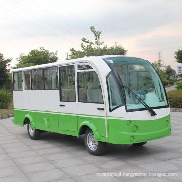 Porta-ônibus elétrico com porta de alumínio com 14 assentos (DN-14F)