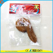 Projeto de novidade Funny Baby Toy Sticky Dog Poop Shit