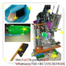Fabricant de machine de brosse de brosse d'axe de brosse de 2 axes / brosse faisant la machine