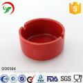 Großhandelsglasierter keramischer Aschenbecher hergestellt im Porzellan