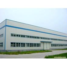 Edifícios de construção de estrutura de aço