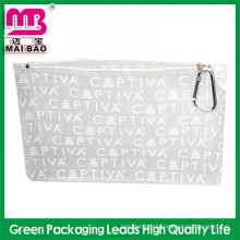 beautiful and charming 2014 mesh cosmetic bag zipper