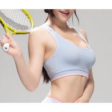 Drahtlose nahtlose Sport Cami Mädchen Tennis Kleidung